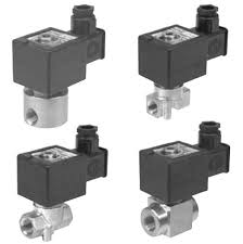 Asco 202 Proportional Solenoid Valves