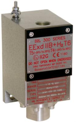HNL Series 300 Hazardous Switches