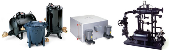 Condensate Recovery EQUIPMENT