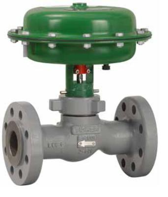Fisher D3 Control Valve