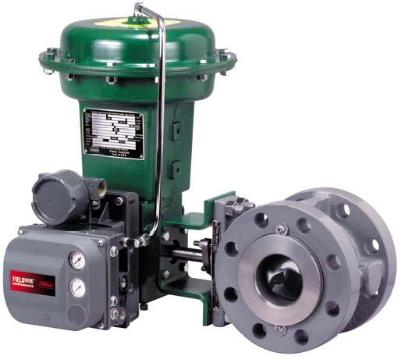 Fisher Vee-Ball® Rotary Control Valves