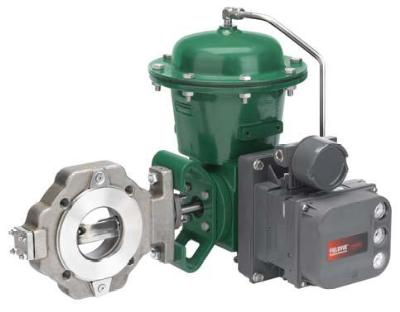 Fisher Control-Disk™ Rotary Valve