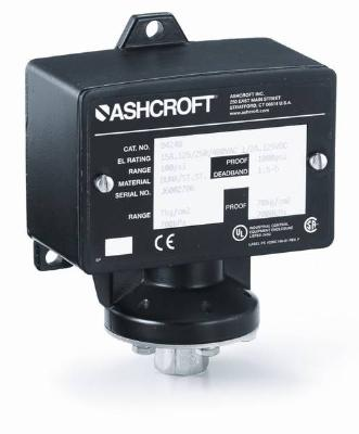 Ashcroft general purpose pressure switch