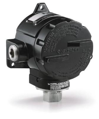 Ashcroft pressure switch with explosion proof enclosure