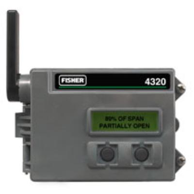 4320 Wireless Position Monitor