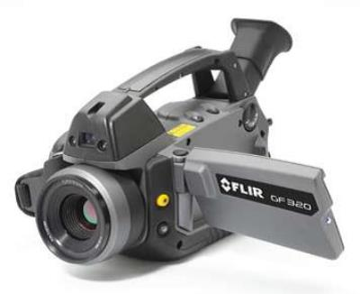FLIR GF320 Optical Gas Imaging Camera