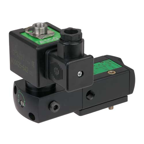 Asco Process Industry Pilot Valves