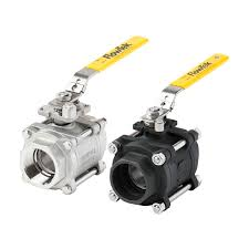 Bray Flow-Tek Threaded Ball Valves