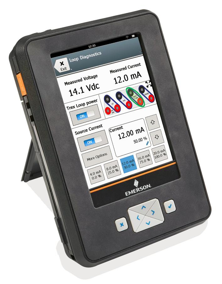 AMS Trex™ Device Communicator