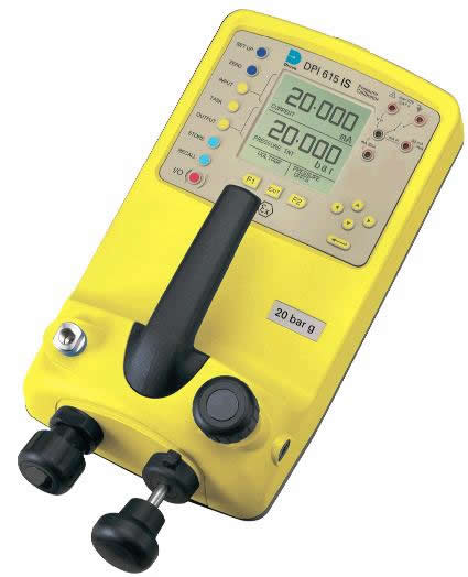 DPI 615 IS Precision Portable Pressure Calibrator