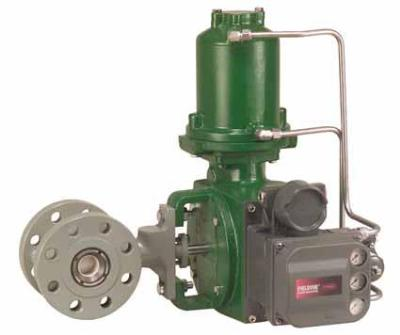 Fisher V500 Rotary Control Valves