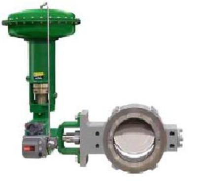 Fisher A11 POSI-SEAL® High Performance Butterfly Valves