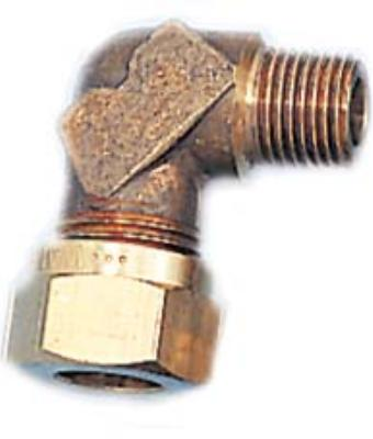 Wade Brass Compression Fittings